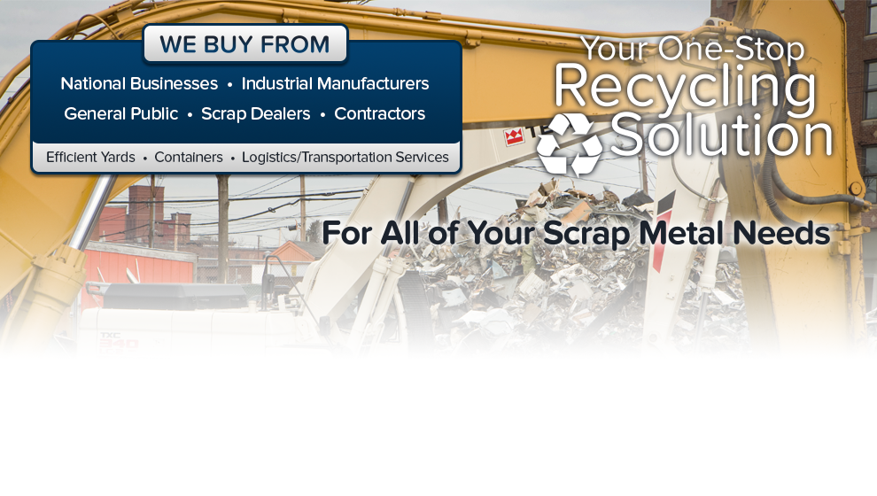 scrap-metal recycling